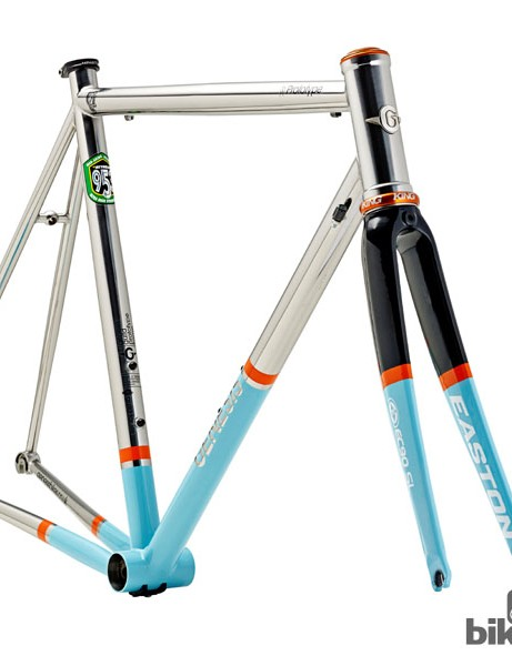 The Genesis Volare 953 steel frame