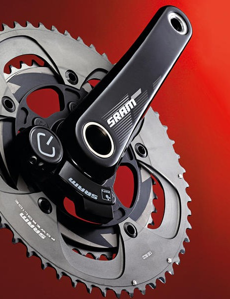 Quarq power meter
