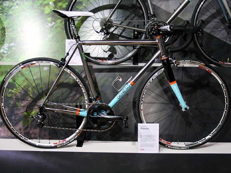 The Genesis Volare 953 bike - as will be used by Madison Genesis this year