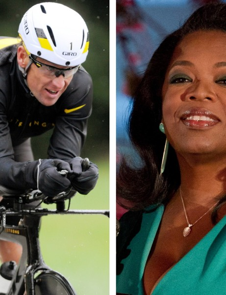 Lance Armstrong has done exactly one recent interview with media, and that was with Oprah Winfrey