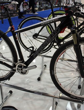 Don't look in Halfords if you're after a Pinarello mountain bike, either