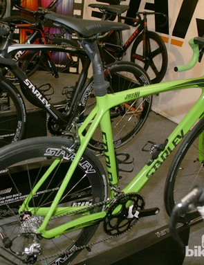 Starley are offering a reverse decal colour scheme for an extra £150