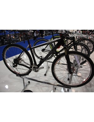 The Pinarello Dogma XC mountain bike, yours for £6,500