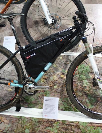 Madison brought this Genesis High Latitude 853 prototype