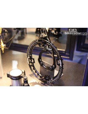 Hope's Integrated Bash Ring (IBR) chainring is a tasty bit of kit