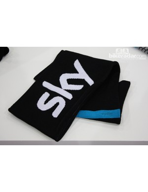 Rapha/Team Sky supporter scarf