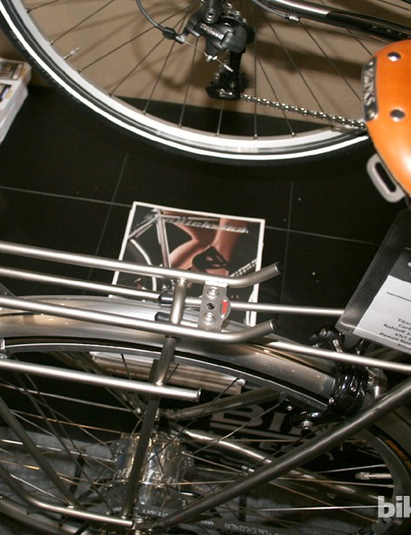 Sturdy pannier racks for your load
