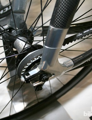 Belt drives are the way forward for 'city bikes'