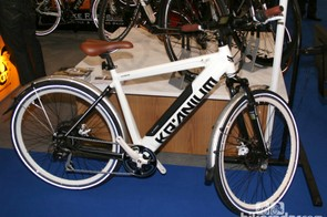 Yes it is possible to make an electric bike look a little bit stylish