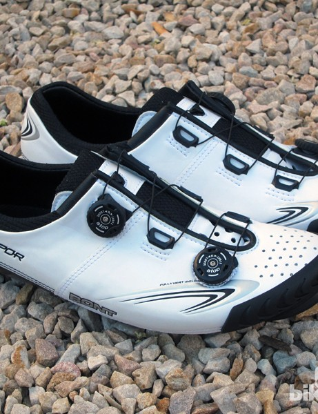 Bont has announced a new Vaypor+ road shoe with availability beginning in March