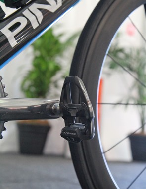 Shimano Dura-Ace PD-7900 clipless pedals for Geraint Thomas of Team Sky