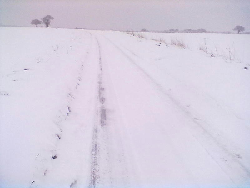 'Snow ride' by teamjon is an image that will sum up the current riding for many BikeRadar Training members in the UK!