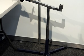 Likewise, this repair stand won't draw much attention, but it's simple and durable