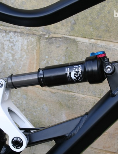 Fox Float CTD rear shock