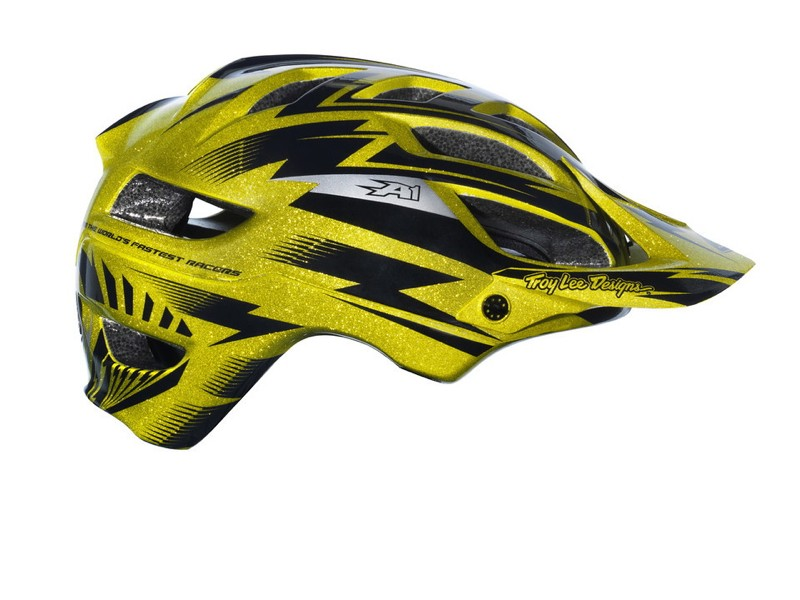 Troy Lee Designs A1 all-mountain helmet