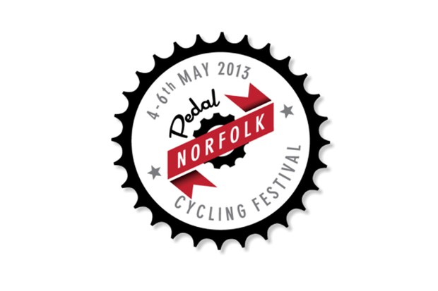 The Pedal Norfolk Cycling Festival will run from 4-6 May 2013