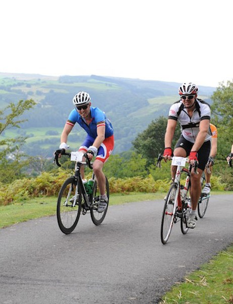 The Etape Cymru 2013 takes place on 8 September