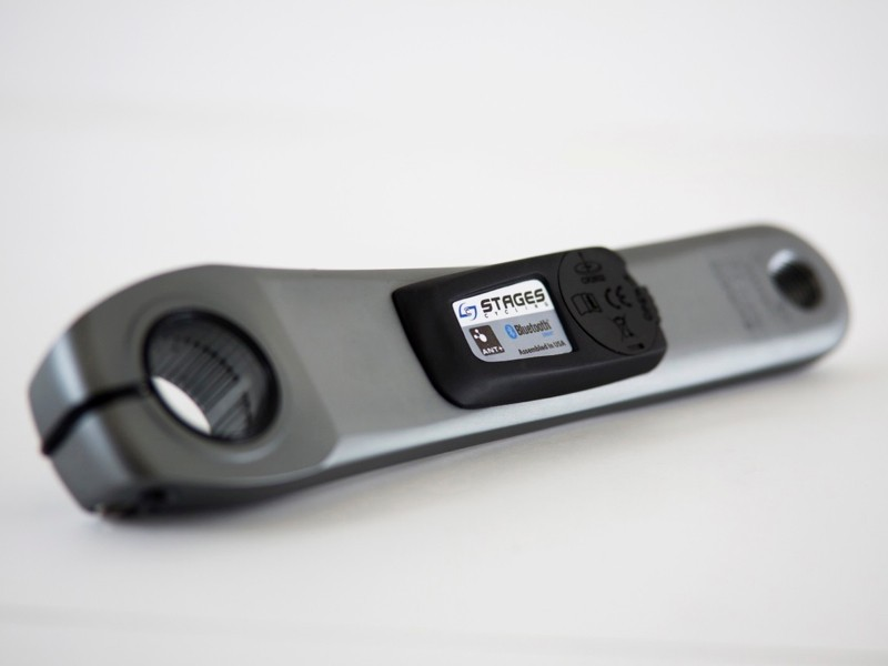 The Stages Power meter begins shipping this week