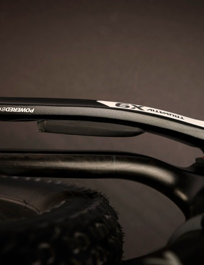 Hardtail mountain bikes will accept the Stages meter relatively easily; full-suspension bikes might be a bit more tricky