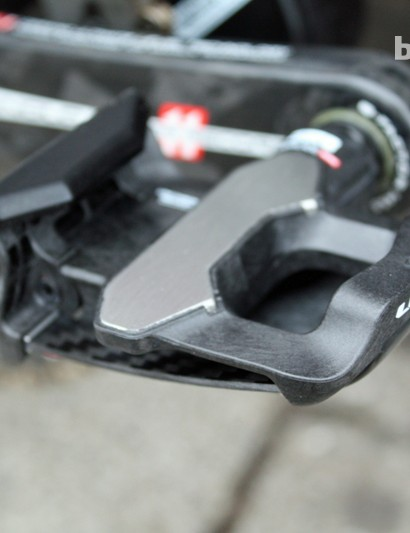 The Keo Blade Aero is a pedal designed for triathlon and TT use