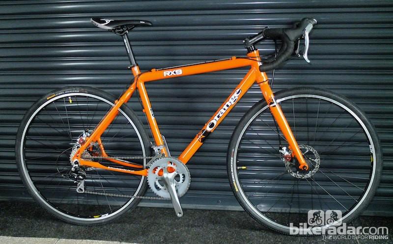 aa0112d4d28 Orange RX9 - first look - BikeRadar