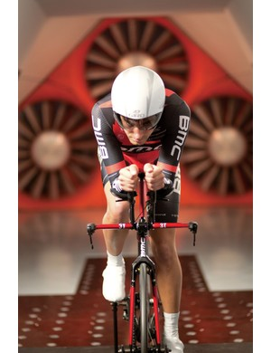 Pearl Izumi will be doing more work in the wind tunnel on its clothing for BMC
