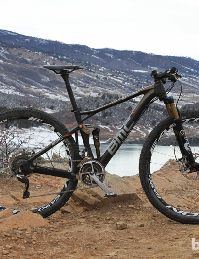 BMC's new Fourstroke FS01 29 looks to be an extremely capable all-rounder