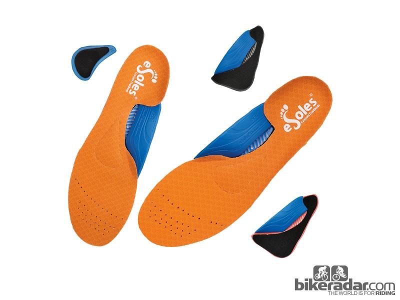 eSoles eFit custom mouldable footbed (Super Dynamic)