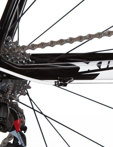 SRAM Red is a good choice for a bike on a diet