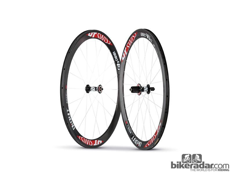 DT Swiss RRC 46 DICUT wheels