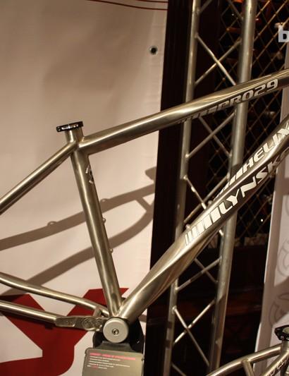 Lynskey Pro29 VF frame, £1,799.99