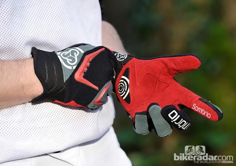 Sombrio Ruckus Freeride gloves
