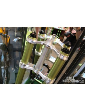DVO Suspension Emerald fork