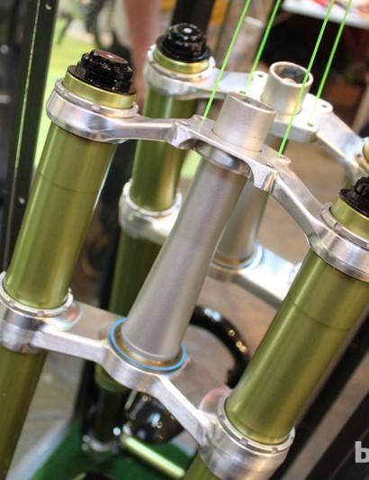 DVO Suspension Emerald fork