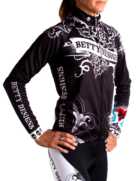 Betty Designs tattoo jersey