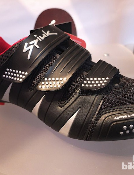Spiuk's new entry-level road shoe, the ZS22R