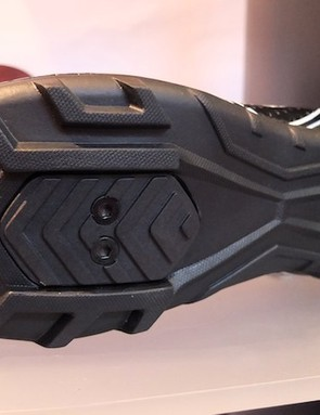 The rubber sole on the ZS15M