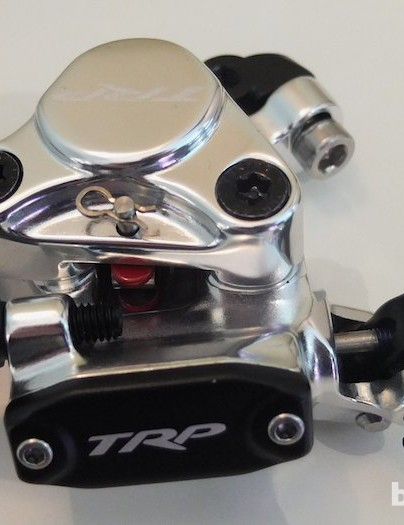 Side view of the front HY/RD calliper