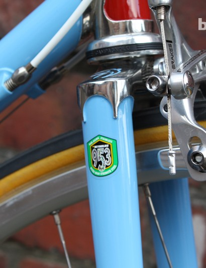 The polishing involved for many components on this bike took around 12 hours in total