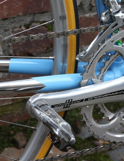 The finish on this bike has to be seen to be appreciated