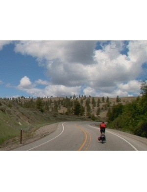 For Thousands of Miles shares the story of Larry McKurtis's 4200 mile bicycle ride across the Northern United States
