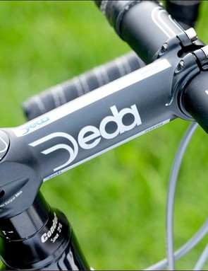 Featherweight Deda stem shaves grams from the total
