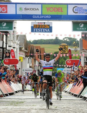 The Tour of Britain will feature in CRC's new events world tour…