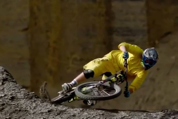 Scrubbing the jump…