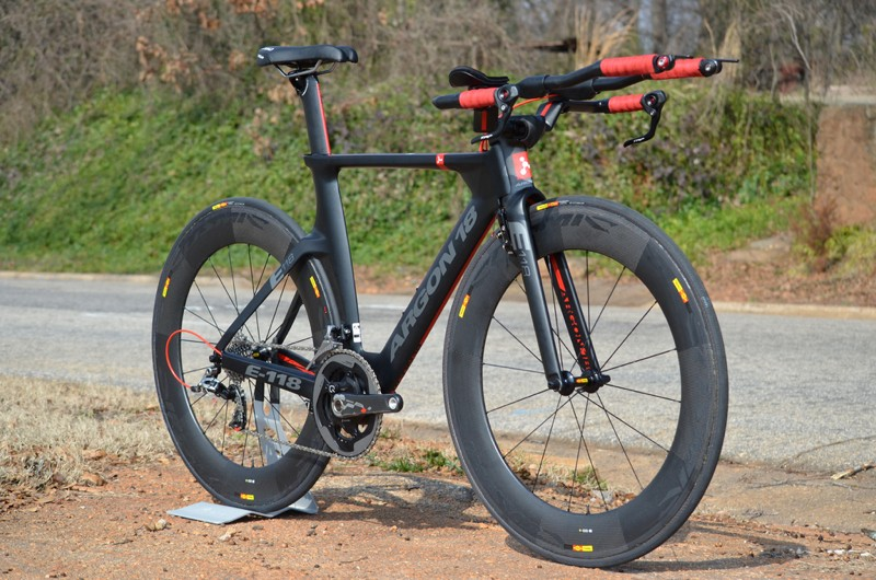 The Argon 18 E118 is a hot seller at Glory
