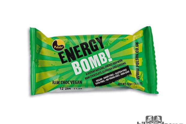 Pulsin Energy Bomb!