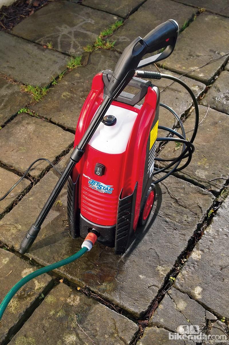 Clarke JetStar 1900 pressure washer
