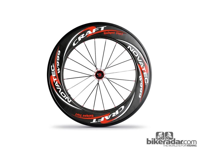 Novatec Craft W999 wheels