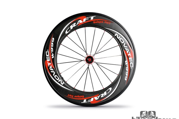 Novatec Craft W999 wheels