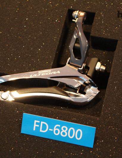 Shimano FD-6800 front derailleur